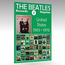 The Beatles Records Magazine - No. 2 - United States (1963 - 1970): Full Color