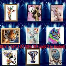 5D Diamond Painting Embroidery Cross Craft Stitch Pictures Arts Kit Decor Xmas J