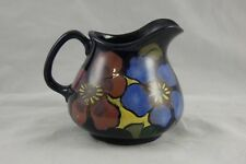 Royal Stanley Ware Jacobean Clematis Milk Jug Art Deco