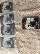 Lot of 5 Primeval magnets, BBC America, SDCC, Comic Con