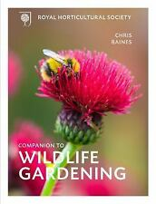 RHS Companion to Wildlife Gardening, Baines, Chris