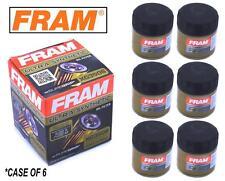 6-PACK - FRAM Ultra Synthetic Oil Filter - Top of the Line - FRAM's Best XG3506