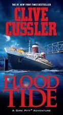 Flood Tide (Dirk Pitt, No. 14) Cussler, Clive Mass Market Paperback