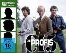 17 Blu-rays * DIE PROFIS - KOMPLETT BOX - SEASON / STAFFEL 1 - 4 # NEU OVP (