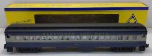 American Models HW8201 S Scale Baltimore & Ohio Coach Car #5481 LN/Box