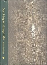 DOM PERIGNON  CHAMPAGNE VINTAGE 1998  THE COLLECTION  COOKBOOK  NEW