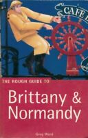 Brittany & Normandy - Greg Ward - Livre - 82607 - 2242851