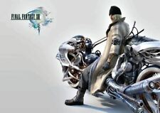 FINAL FANTASY XIII SNOW VILLIERS A3 POSTER PRINT YF216