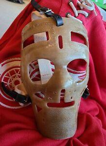 Sawchuk style Vintage goalie mask