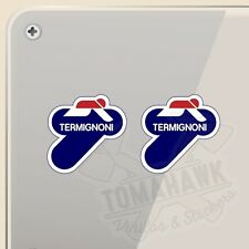 PEGATINA KIT TERMIGNONI ESCAPES EXHAUST VINILO VINYL STICKER DECAL AUFKLEBER