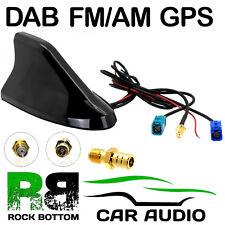 Isuzu D Max Shark Fin Roof SMA SMB Digital DAB FM GPS Car Stereo Radio Aerial