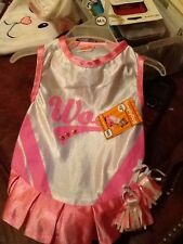 Simply dog clothes Size M/L Cheerleader Dress