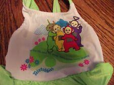 #Toddler Girl Teletubbie Swimsuit 18 Months