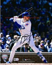 Kris Bryant Chicago Cubs Autographed 8x10 Signed Photo Reprint