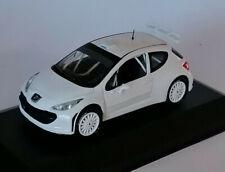 PEUGEOT 207 S2000 - 1/43 - white