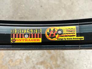 Bontrager 'Bruiser' 24x1.5 inch rim 36 hole New Old Stock, (ISO 507)
