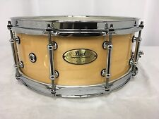 "Pearl Symphonic 14"" Diameter Maple Snare Drum/CRP1455-C102/Natural Maple/NEW"