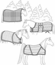 Suitability 7900 Horse Blanket, Sheet & Cooler Equestrian Sewing Pattern