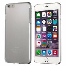 Thin Crystal Hard Back Case Cover for Apple iPhone 8 Clear Transparent