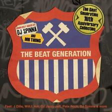 THE BEAT GENERATION 10th ANNIVERSARY Mixed By DJ Spinna & Mr Thing 2CDs (NEW)