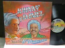 JOHNNY y DANIEL ( PACHECO / SANTOS ) Los Distinguidos FANIA JM 00549