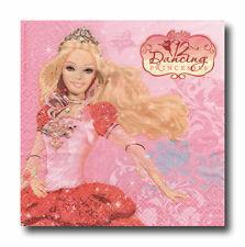 4 Servietten Napkins Tovaglioli Serviettentechnik Dancing Princess (092)