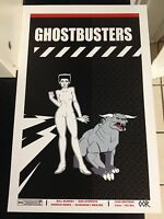 Ghostbusters movie poster print