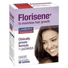 Lamberts Florisene 90 Tablets to Maximise Hair Growth