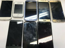 8 X Mobile phones - Samsung/HTC/Nokia - Spares And Repairs