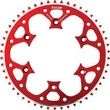 TALON GROOVELITE REAR SPROCKET 51T (RED) PART# 75-11351R NEW