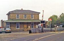 PHOTO  SUFFOLK  DARSHAM RAILWAY STATION 1994