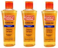 3 Gluta C Intense Whitening Toner with Glutathione & Vitamin C Alcohol FREE