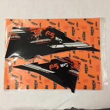 KTM  65 XC 2009 Air Box Decal Sticker Enduro