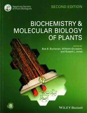 Biochemistry and Molecular Biology of Plants by Bob B. Buchanan   #12131