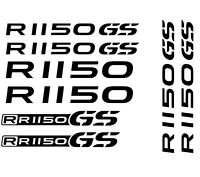 KIT BMW R1150 GS -X8 Stickers Autocollants Adhésifs Moto Sticker