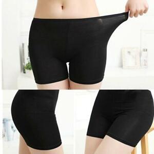 Women's Ladies Dancing Sport Shorts Spandex Elastic Pants Safety Underwear New