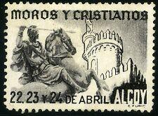 VIÑETAS MOROS Y CRISTIANOS ALCOY