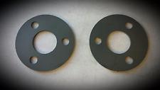 2 Antenna Guy Rings Made For 4Ft Fiberglass Aluminum Mast Pole Powder Coat Green