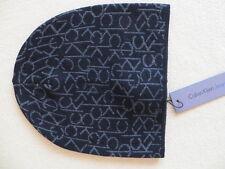 Calvin Klein señores gorra CK patrón material baumwollmischung nuevo