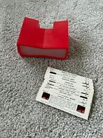 Vintage 1960s Stori-Views View-Master Slide Viewer Landmarks Lot 11 Slides