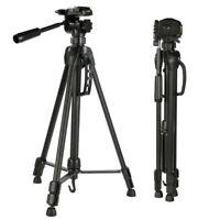 Pro Digital Camera Tripod Lightweight Tripod Stand with Bag for DSLR Canon Nikon