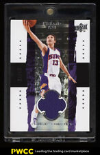 2009 Exquisite Collection Basketball Steve Nash PATCH /25 #22 (PWCC)