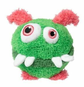 NEW! YARDSTERS PEEWEE DOG TOY PLUSH MONSTER NON TOXIC WASHABLE SMALL