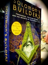 HODAPP: SOLOMON'S BUILDERS: FREEMASONS & THE FOUNDING FATHERS ~ 2007 SC  MASONIC