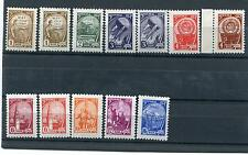 RUSSIA YR 1961-65,SC 2439-48,MNH,USSR DIFFERENT THEMES,COMPLETE SET