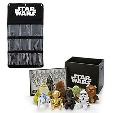 New Star Wars Beans collection box display pocket set NEW