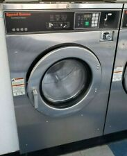 Speed Queen Front Load Coin Op Washer 40lb 208240v Sn07099009802 Refurb