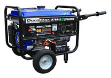 DuroMax XP4400EH Portable Generator Dual Fuel Propane/Gas Powered Electric Start