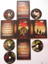 Coffret trilogie des morts vivants de George A. Romero(Duane Jones),5DVD,Horreur