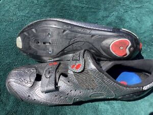 SIDI men's T2 Triathlon race shoes, Size 47, used but in nearly new condition!